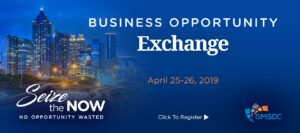 GMSDC Business Opportunity Exchange